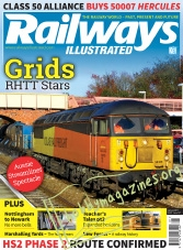 Railways Illustrated – January 2017