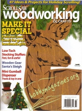 ScrollSaw Woodworking & Crafts #65 – Winter 2016