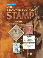 Scott  Standard Postage Stamp Catalogue Vol.1 Countries of the World A-B