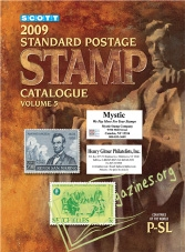 Scott Standard Postage Stamp Catalogue Vol.5 Countries of the World P-SL