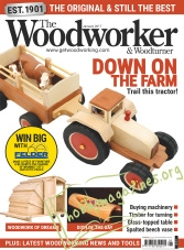 The Woodworker and Woodturner – January 2017