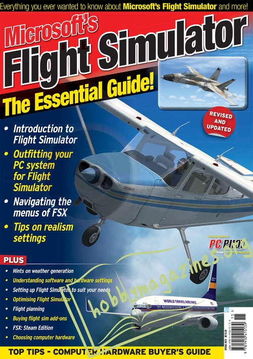 Microsoft's Flight Simulator: The Essential Guide