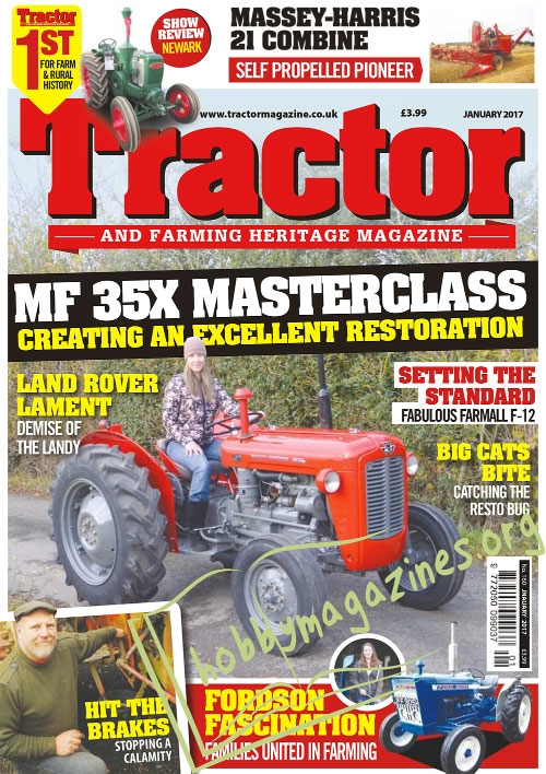 Tractor & Farming Heritage – January 2017