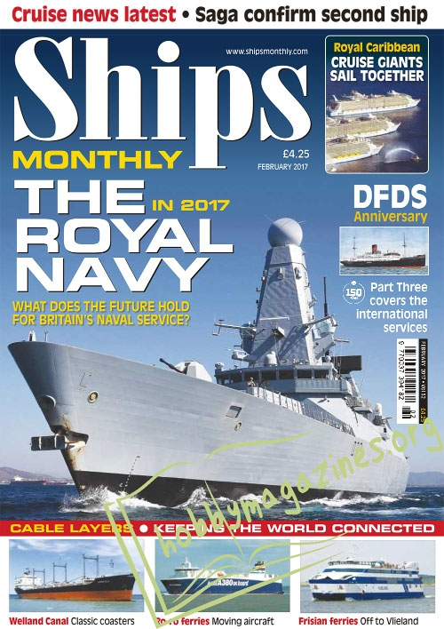 Ships Monthly – February 2017