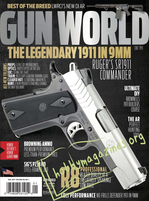 Gun World – January 2017