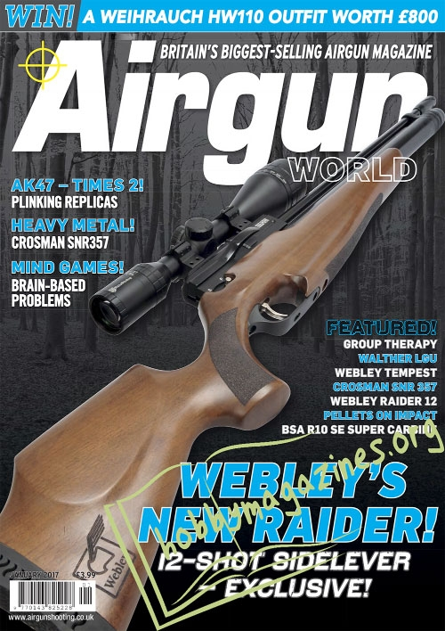 Airgun World – January 2017
