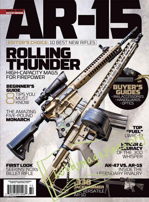 World of FirePower - AR 15 Re-Release 2016