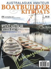 Australian Amateur Boat Builder – January/March 2017
