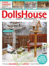 Dolls House And Miniature Scene  – January 2017