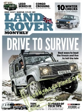 Land Rover Monthly – Winter 2017