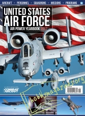 United States Air Force Air Power Yearbook 2017