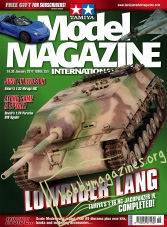Tamiya Model Magazine International 255 – January 2017