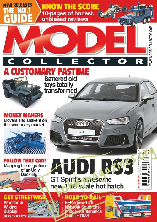 Model Collector – January 2017