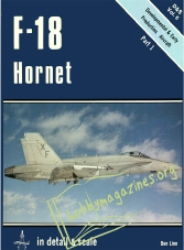 In Detail & Scale 06 - F-18 Hornet (Part 1)