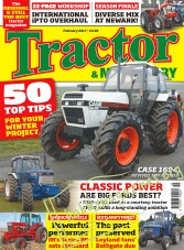 Tractor & Machinery – February 2017