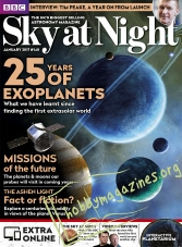 Sky at Night – January 2017