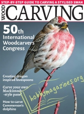 Woodcarving – January/February 2017