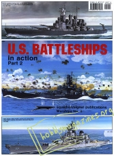 Warships In Action 04 - US Battleships. Part 2