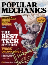 Popular Mechanics – December/January 2017