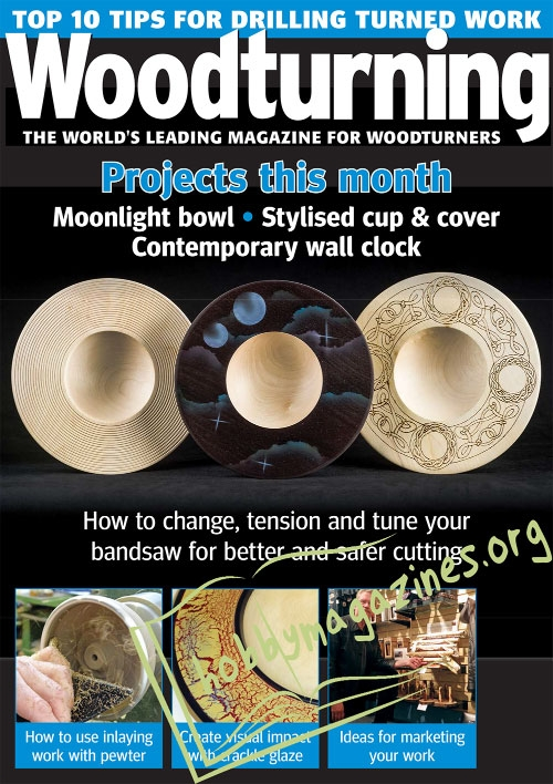 Woodturning - January 2017