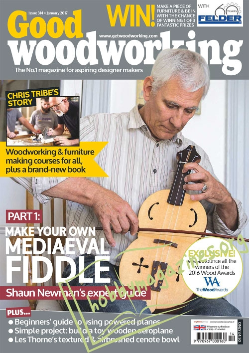 Good Woodworking - January 2017