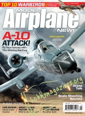 Model Airplane News - March 2017