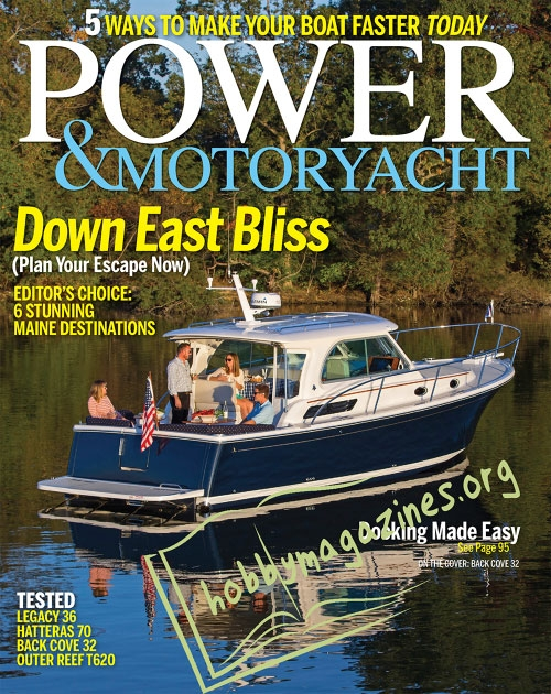 Power & Motoryacht - January 2017