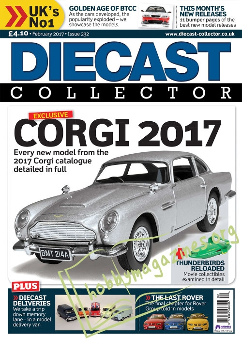 Diecast Collector - February 2017