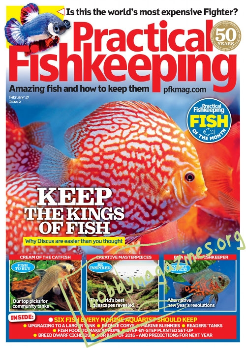 Practical Fishkeeping - February 2017 ? Hobby Magazines Download ...