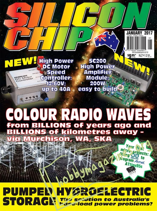 Silicon Chip - January 2017