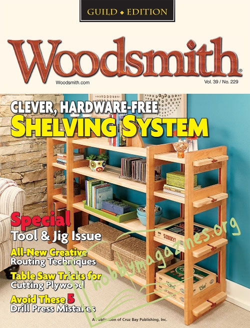 Woodsmith - February/March 2017