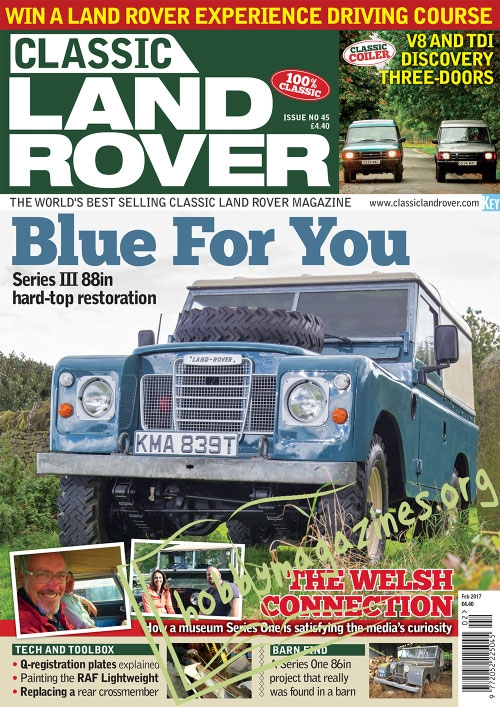 Classic Land Rover - February 2017