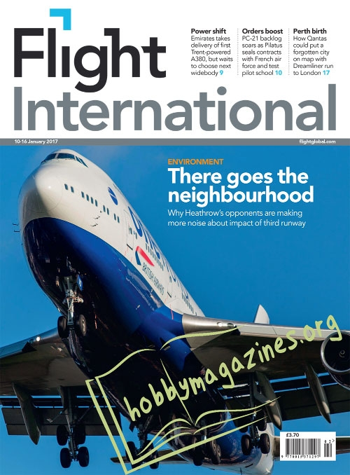 Flight International - 10-16 January 2017