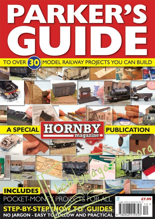 Parker's Guide : To Over 30 Model Railway Projects You Can Build