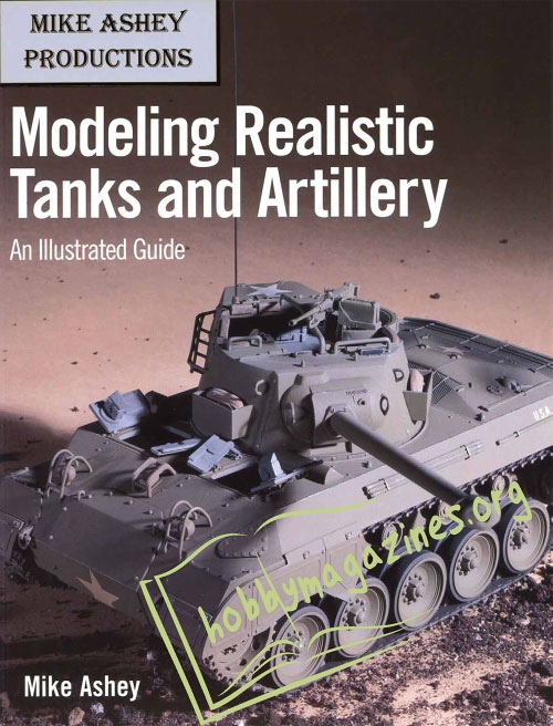 Modeling Realistic Tanks and Artillery