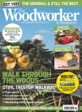The Woodworker & Woodturner – February 2017