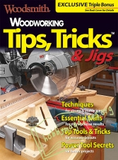 Woodsmith Special : Woodworking Tips, Tricks & Jigs 2017