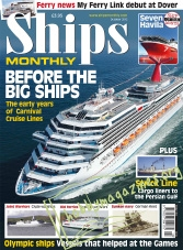 Ships Monthly - October 2012