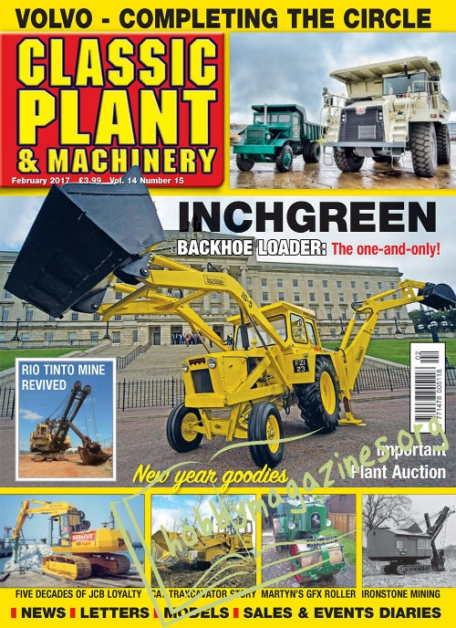Classic Plant & Machinery – February 2017