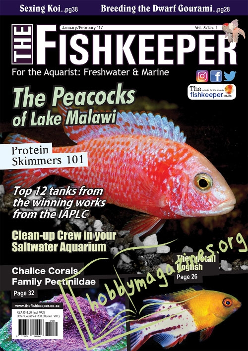 The Fishkeeper – January/February 2017