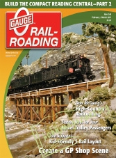 0 Gauge Railroading - February/March 2011