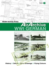 Air Archive Book 1: WWI German