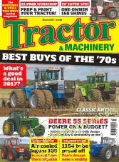 Tractor & Machinery – March 2017