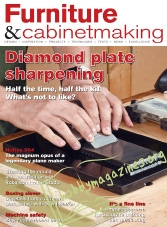 Furniture & Cabinetmaking – February 2017