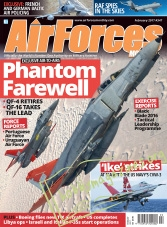 Airforces Monthly – February 2017