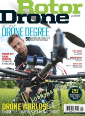 RotorDrone - January/February 2017