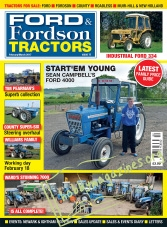 Ford & Fordson Tractors - February/March 2017