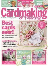 Cardmaking & Papercraft 165 – January 2017