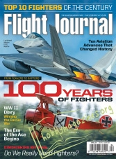 Flight Journal – April 2017