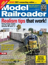 Model Railroader – March 2017